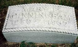 Mary <I>Hitler</I> Cunningham