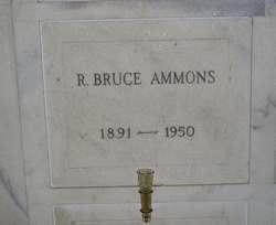 R. Bruce Ammons
