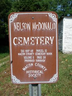 Nelson McDonald Cemetery