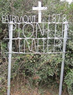 Fairmont Pioneer Cemetery