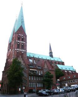 Saint Mary's Church, Marienkirche