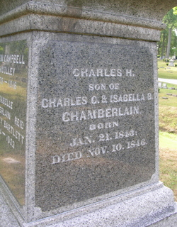 Charles Henry Chamberlain