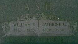 William Palestine Ash