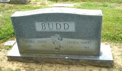 Lucille <I>Downs</I> Budd