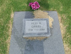 Bess Avinell <I>Hartronft</I> Childs