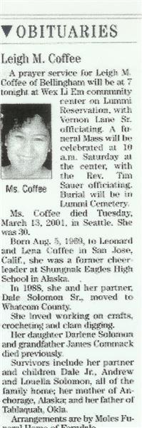 Leigh Michelle Coffee