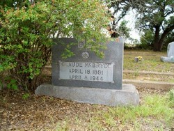 Claude McBryde