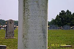 """Elizabeth """"Betsy"""" <I>Little</I> Austin"""