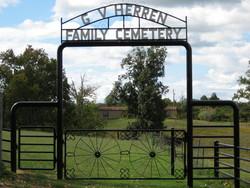 G V Herren Cemetery
