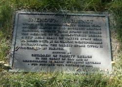 Old Huguenot Burying Ground