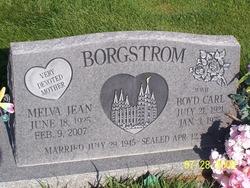 Boyd Carl Borgstrom