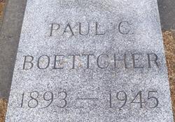 Paul Carl Boettcher