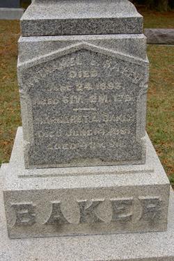 Nathaniel L Baker