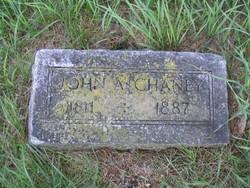 John A. Chaney
