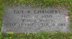 Guy Keith Chambers