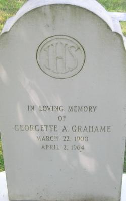 Georgette A Grahame