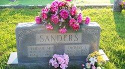 Flossie Mae <I>Stephens</I> Sanders