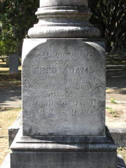 Frederick William Adams