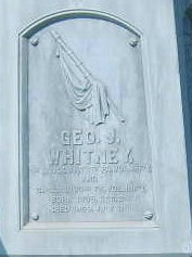 Capt George J Whitney