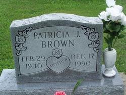 Patricia J. <I>Owens</I> Brown