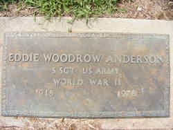 Eddie Woodrow Anderson