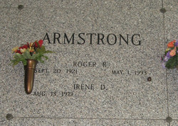 Roger R Armstrong