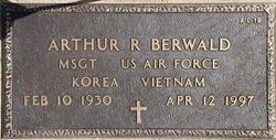 Arthur R Berwald