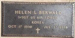 Helen L Berwald