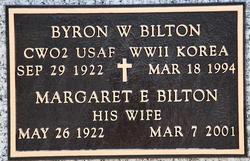 Byron W Bilton