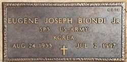 Eugene Joseph Biondi, Jr