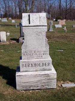 Manerva <I>Judy</I> Burkholder