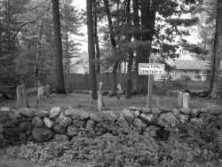 Shaw Family Cemetery
