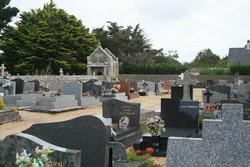 La Turballe new cemetery