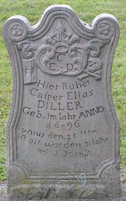 Casper Elias Diller