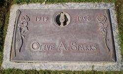 Olive A. Sparks