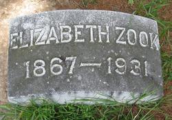 Elizabeth Sarah <I>Yarian</I> Zook