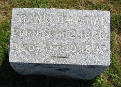 Franklin D. Yarian