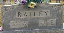 John Owen Bailey