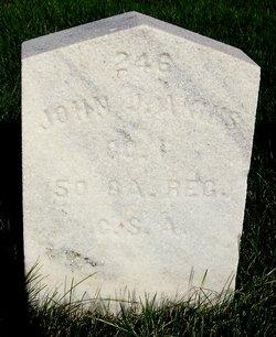 Pvt John J. Akins
