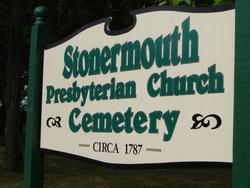 Old Stonermouth Presbyterian Cemetery