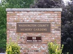 Washington County Memory Gardens