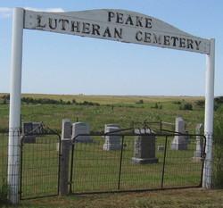 Peake Lutheran Cemetery