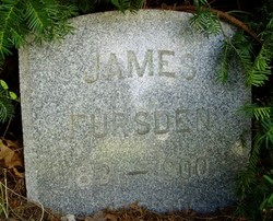 James Fursdon