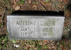 Adeline <I>Green</I> Barker