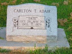 """Carlton T. """"Tate"""" Adair"""