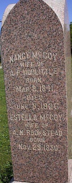 Nancy <I>McCoy</I> Doolittle