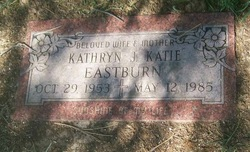 "Kathryn Jean ""Katie"" <I>Furnish</I> Eastburn"