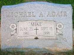 Michael A Adair