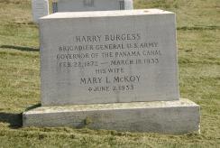 BG Harry Burgess