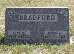 Alta M. <I>Penrod</I> Bradford
